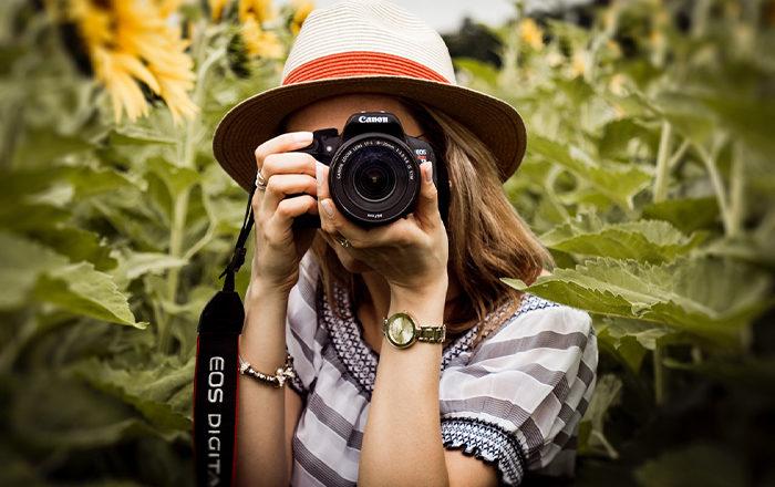 Photographe indépendant
